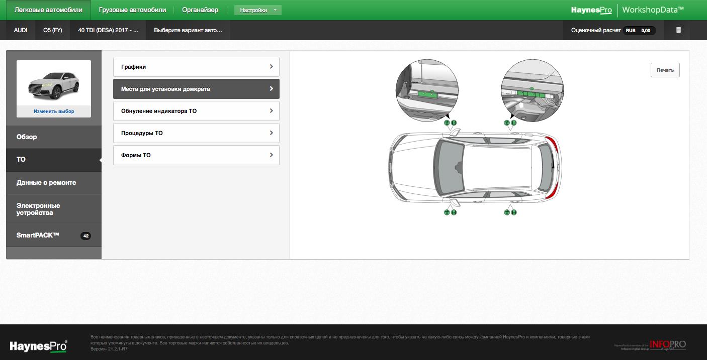 Новости CarsData: Обновление CarsData HaynesPro. 2021 Q1